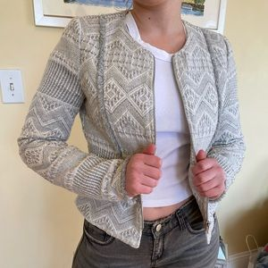 Perfect spring jacket from Zara.